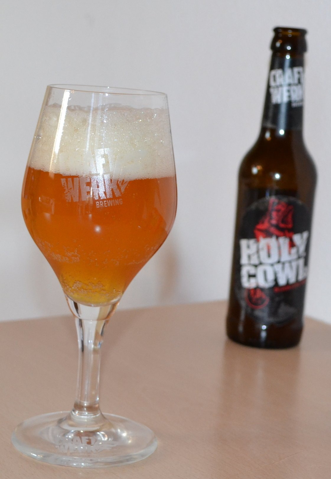 Craftwerk Brewing Holy Cowl