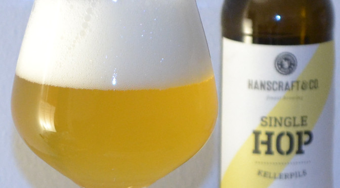 Hallertau blanc single hop